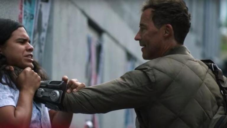 "The Flash: Tom Cavanagh as Harrison ""Nash"" Wells"