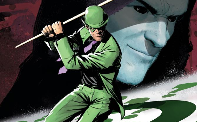 The Riddler: DC Year of the Villain