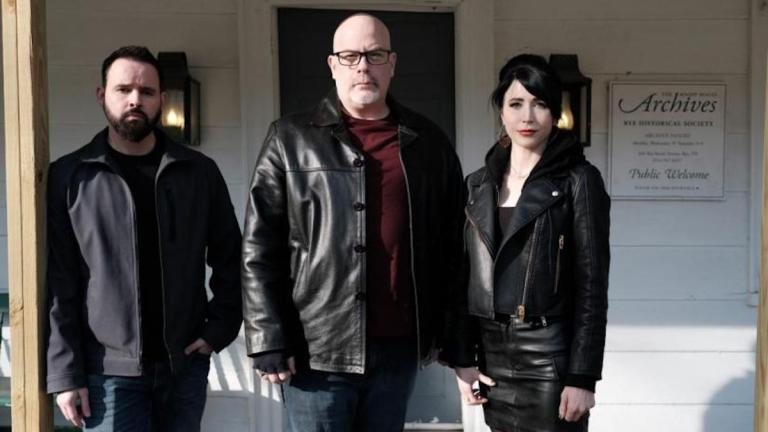 The Holzer Files Follows First Ghost Hunter