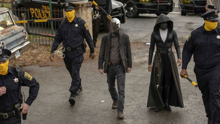 Watchmen HBO Episode 1 Review
