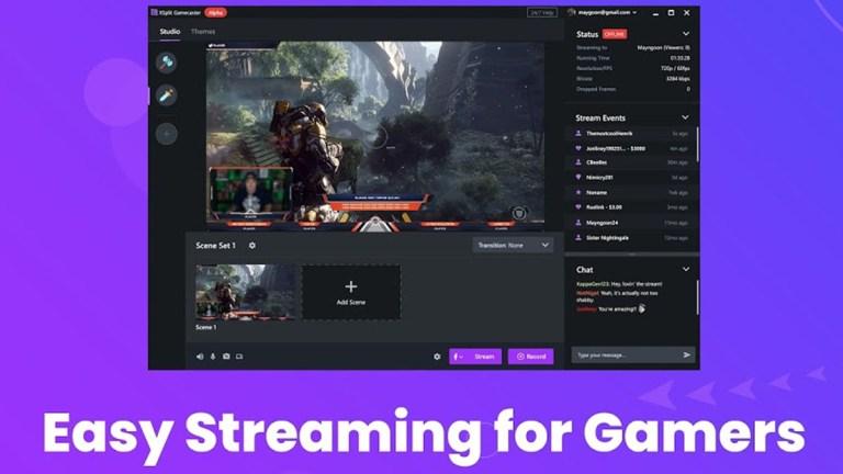 Xsplit Giveaway Premium License For Free Games Streaming Den Of Geek