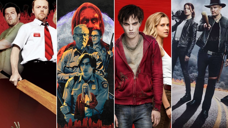 Zombie Comedies Ranked Shaun of the Dead and Zombieland