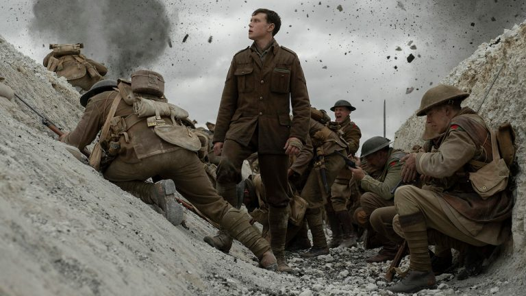 1917 Review Sam Mendes Movie
