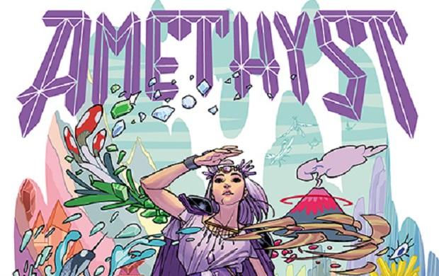 Amethyst Princess of Gemworld Preview