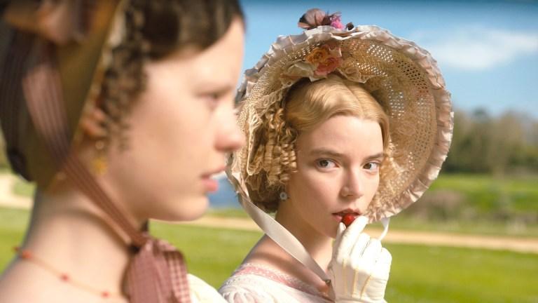 Anya Taylor-Joy in Jane Austen's Emma
