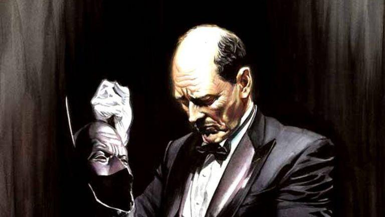 The Batman: Alfred Pennyworth Cast