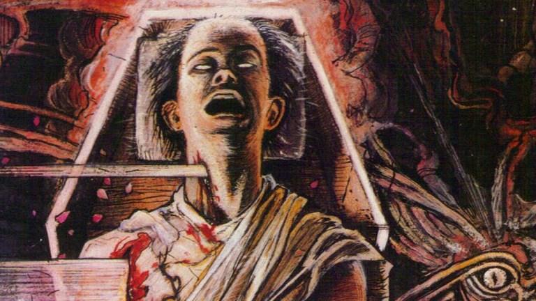 Books of Blood Vol. 6, Clive Barker