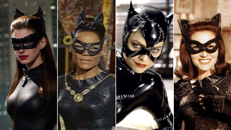 Catwoman Actresses