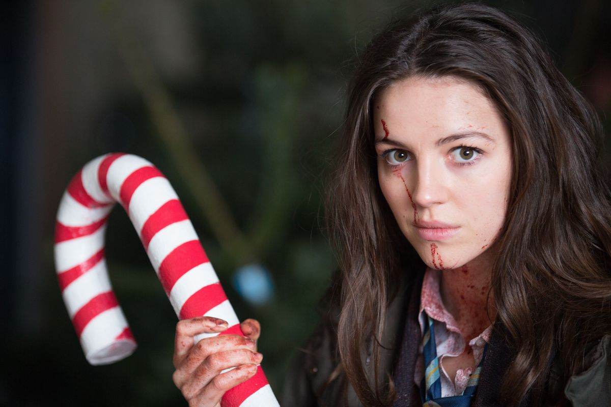 Christmas Movies Streaming Anna and the Apocalypse