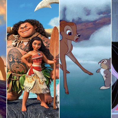 Disney Animated Classic Films