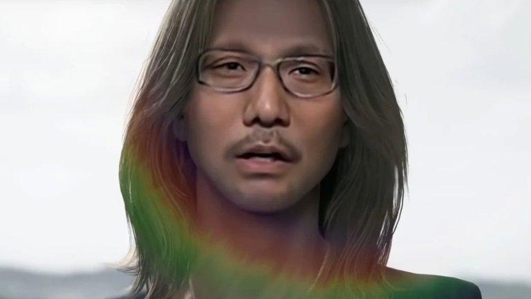 Death Stranding: Hideo Kojima Deepfake