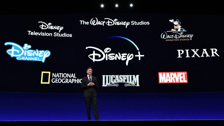 Disney+ Streaming Service Details