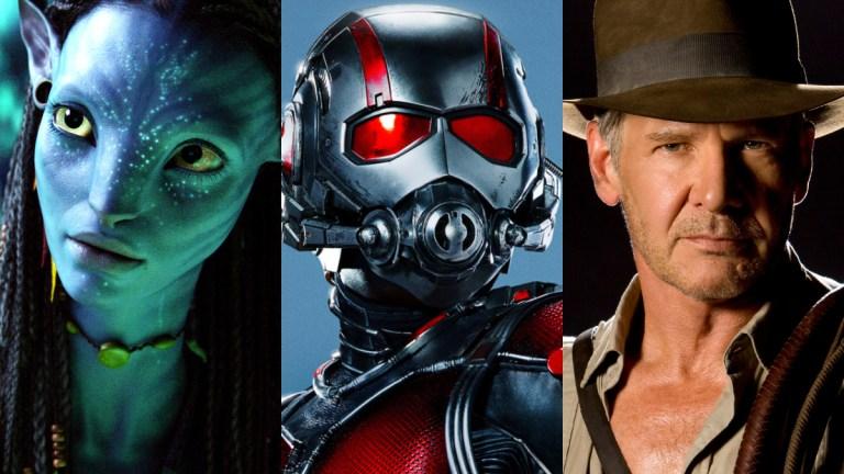 Disney Release Dates Collage