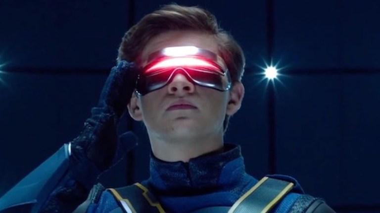 Tye Sheridan as Cyclops in the X-Men Movies