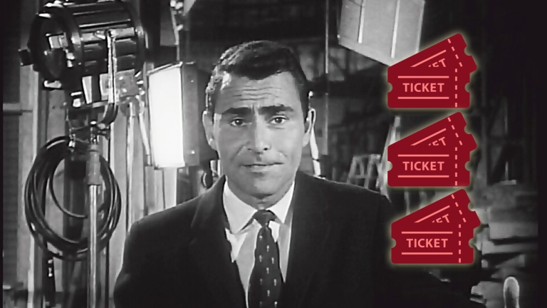 Celebrate the 60th Anniversary of The Twilight Zone With Fathom Events!