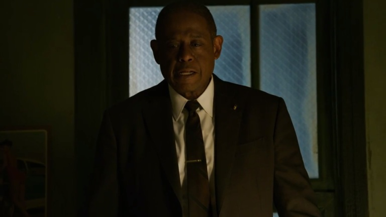 Godfather of Harlem: Forest Whitaker