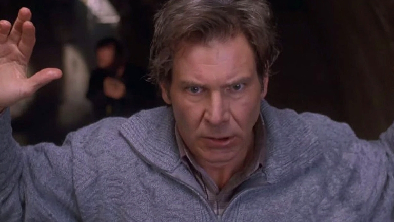 Harrison Ford in The Fugitive; Warner Bros.