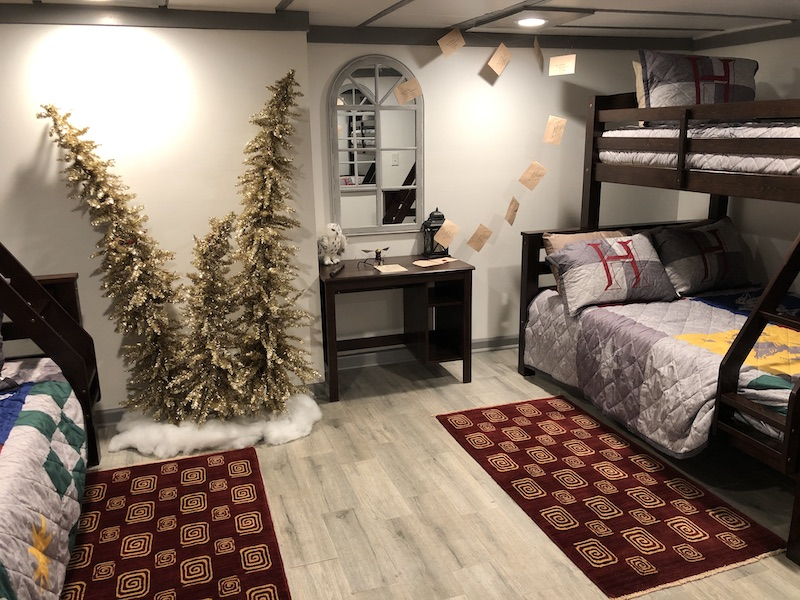 Link Tank Harry Potter Themed Home Available On Airbnb Den Of Geek