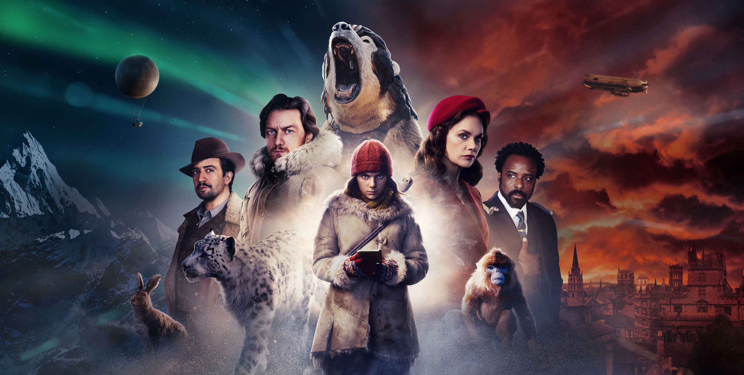 His Dark Materials: Differences From The Golden Compass Book | Den ...