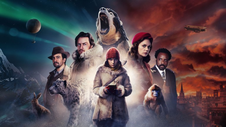 The Cast of the His Dark Materials TV Show, Based on The Golden Compass Book, on HBO