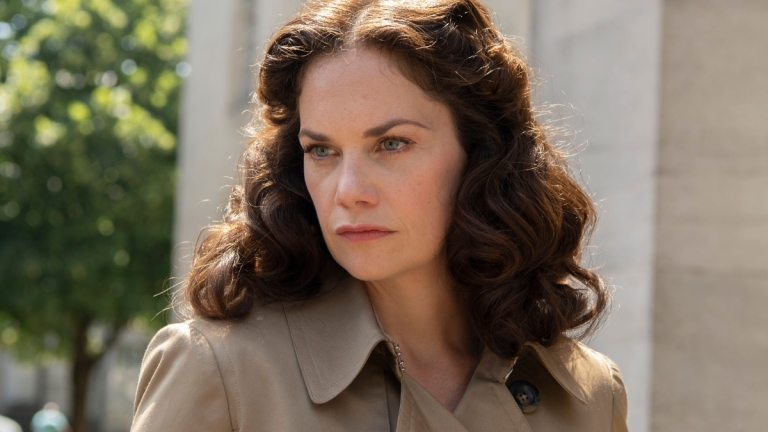"Ruth Wilson in His Dark Materials Episode 2 ""The Idea of the North"""