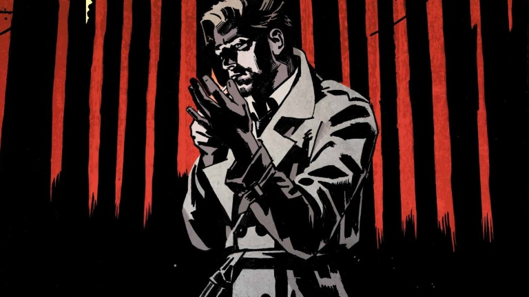 John Constantine Hellblazer 1 Preview