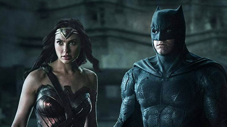 Justice League, Gal Gadot, Ben Affleck; Warner Bros.