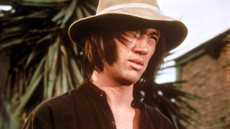 David Carradine in Kung Fu TV Series