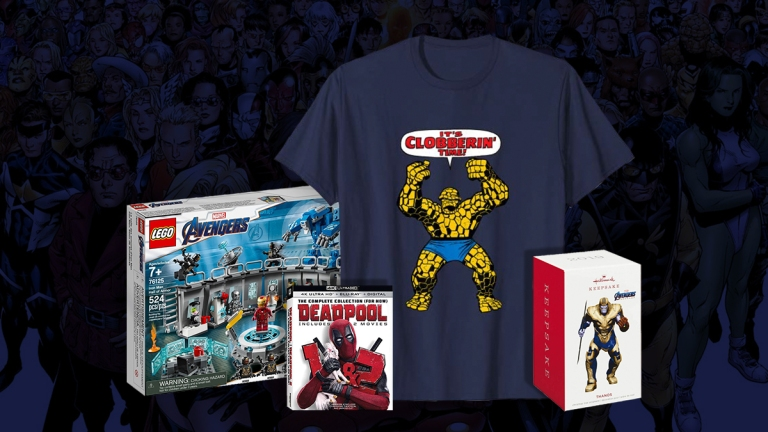 Marvel Holiday Gift Guide