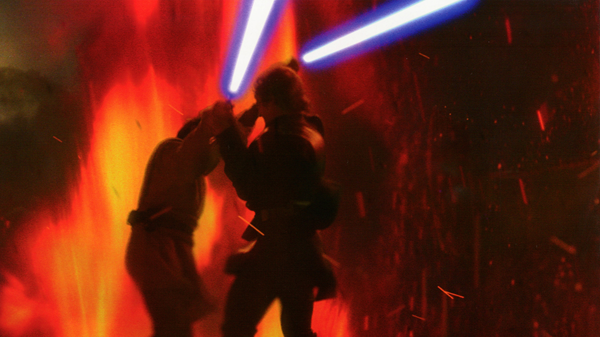 How Star Wars Revenge Of The Sith Redeemed The Prequel Trilogy Den Of Geek