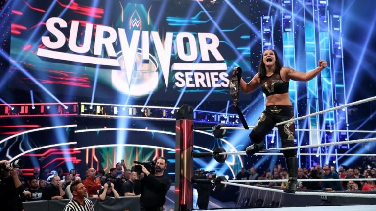 NXT Earns Supremacy at Survivor Series