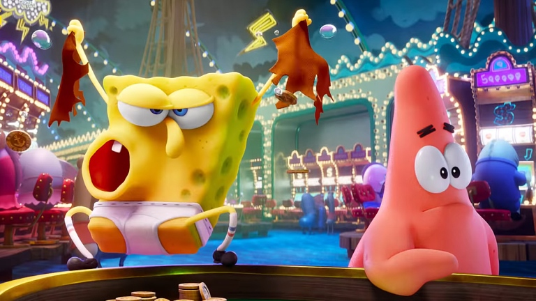 SpongeBob Movie 3