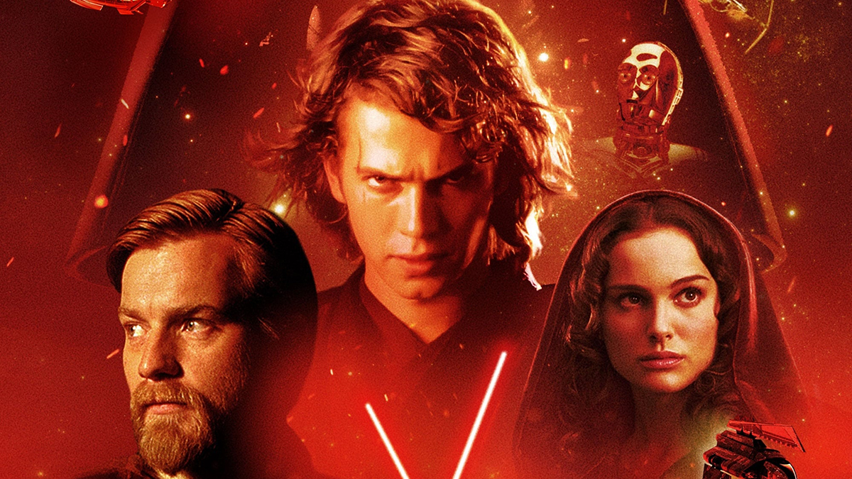 Star Wars: Episode III — Revenge of the Sith ...