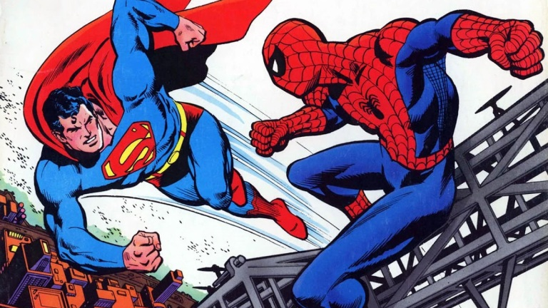 Superman vs. The Amazing Spider-Man: The Battle of the Century; DC/Marvel