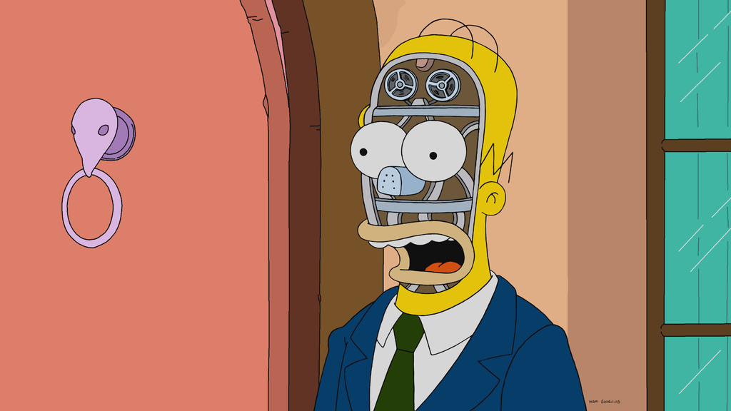 The Simpsons Season 31 Episode 8 Review Thanksgiving Of Horror Den Of Geek