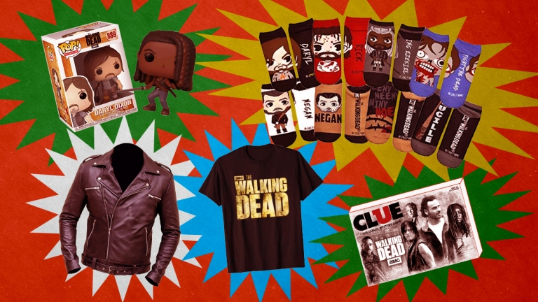 The Walking Dead Gift Guide Holiday Shopping Guide