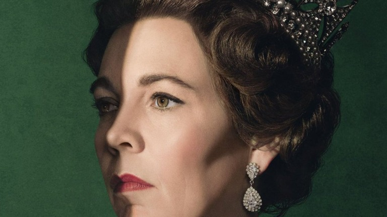 Olivia Colman as The Queen in The Crown Season 3 on Netflix