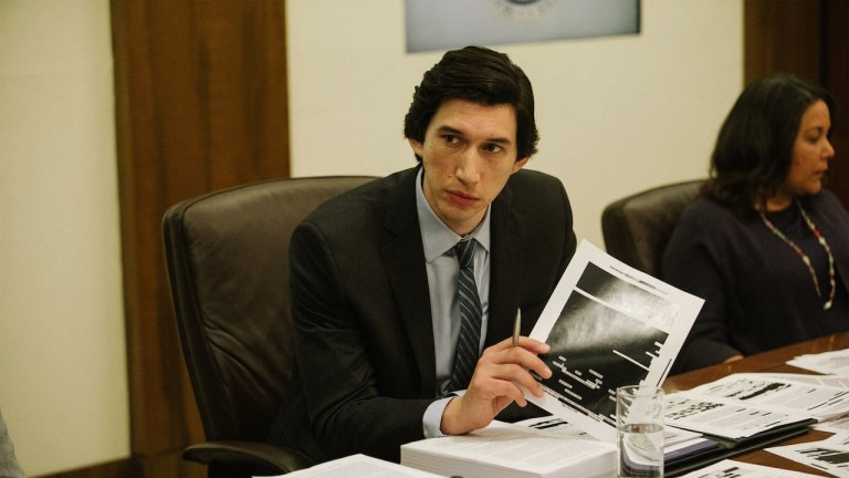 The Report Review Adam Driver