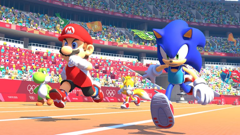 Mario & Sonic at the Olympics Tokyo 2020 Review