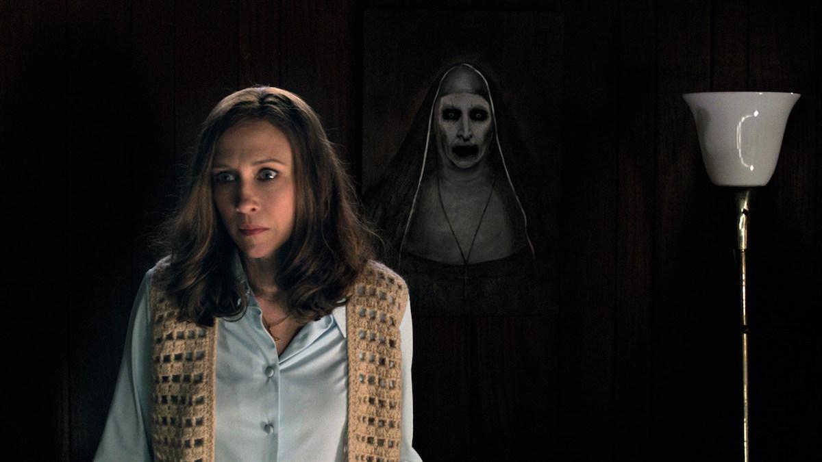 فيرا فارميجا في The Conjuring 2