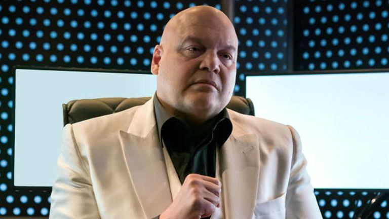 Vincent D'Onofrio as Wilson Fisk on Daredevil