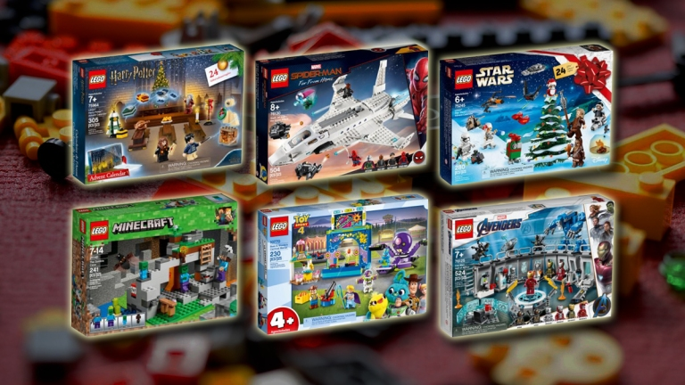 Walmart LEGO Holiday Gift Guide
