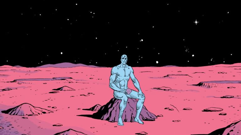 Watchmen HBO Doctor Manhattan