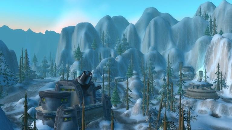 World of Warcraft Battlegrounds