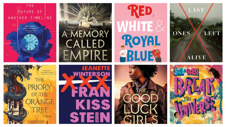 The Covers of Some of the Best Books of 2019