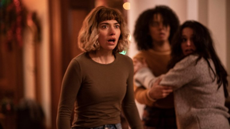 Imogen Poots in Black Christmas Review