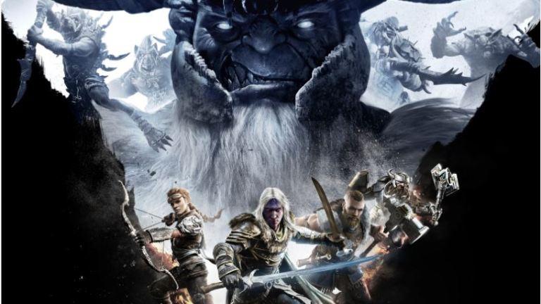 Dark Alliance Release Date Trailer