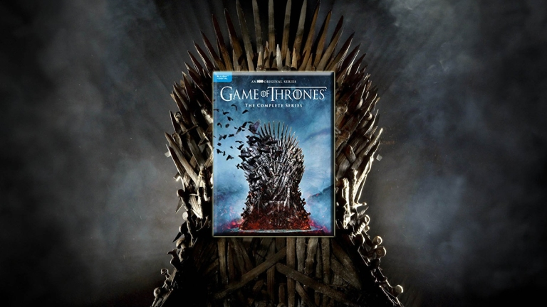 Giveaway: Win The Complete Series Of Game of Thrones!