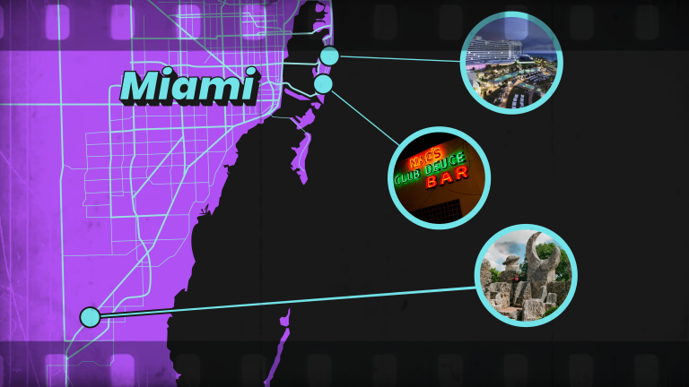 A Geek Travel Guide to Miami, FL