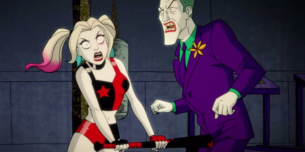 The Secret Origin Of The Harley Quinn Animated Series Den Of Geek